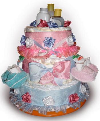 Оригинальный подарок новорожденному