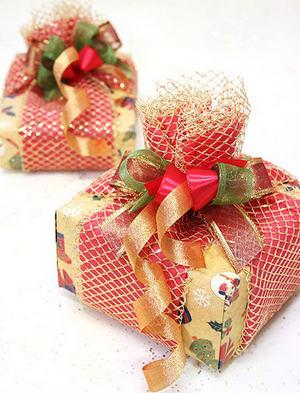 Оригинальное оформление подарка своими руками