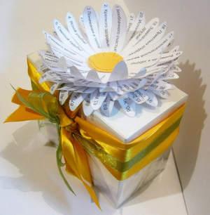 Оригинальная упаковки подарков своими руками