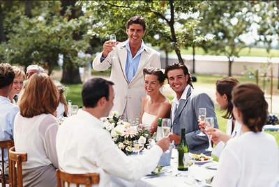 Необычные поздравления на свадьбу