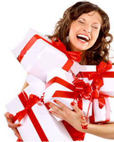 Идеи подарков к 8 марта