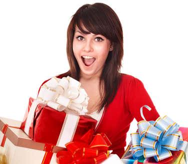 Подготовка подарков