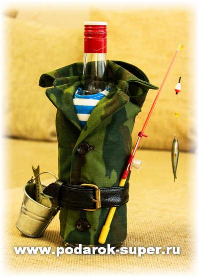 Бутылка охотник своими руками